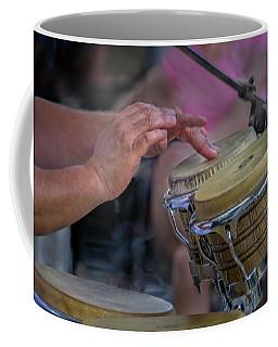 Latin Jazz Musician Coffee Mug