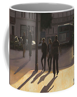 Latin Quarter Coffee Mug
