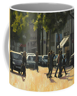 Latin Quarter Two Coffee Mug