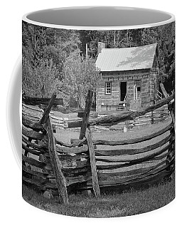 Latta Plantation Cabin Coffee Mug