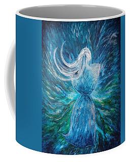 Latte Stone Woman Coffee Mug