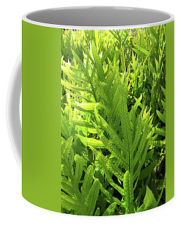 Lauae Fern Coffee Mug
