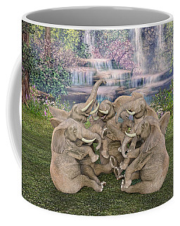 Laugh A Little  Coffee Mug