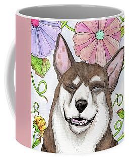 Laughing Dog Coffee Mug