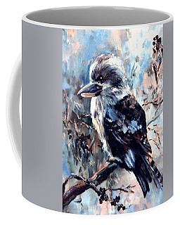 Laughing Kookaburra Coffee Mug