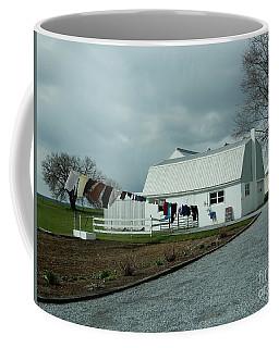 Laundry Day - Two Coffee Mug