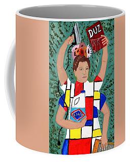 Laundry Goddess  Coffee Mug