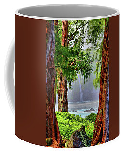 Coffee Mug featuring the photograph Laupahoehoe Hawaii by DJ Florek