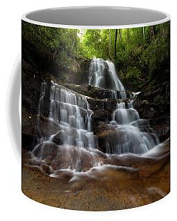 Laurel Falls Great Smoky Mountains Tennessee Coffee Mug