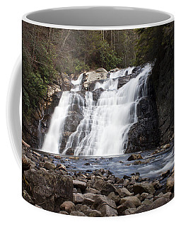 Laurel Falls In Spring #1 Coffee Mug by Jeff Severson
