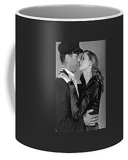 Lauren Bacall Humphrey Bogart To Have And Have Not 1944 Coffee Mug
