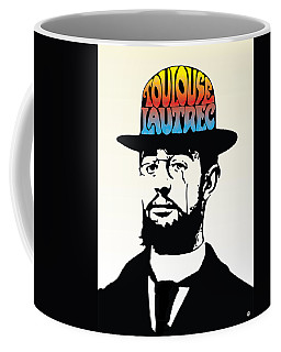 Lautrec Coffee Mug by Gary Grayson