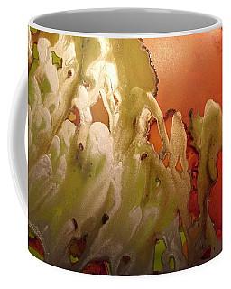 Erupting Lava  Coffee Mug
