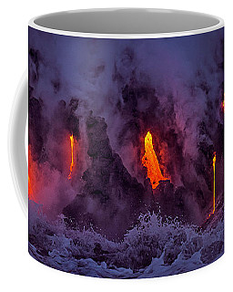 Lava Drips Coffee Mug