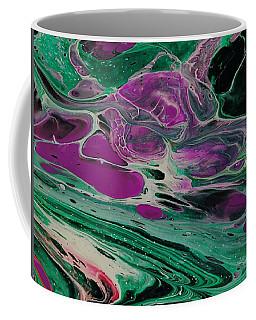 Lava From Venus Coffee Mug