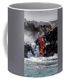 Lava Snake Coffee Mug