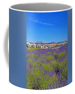 Lavendar Of Provence Coffee Mug