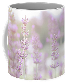 Coffee Mug featuring the photograph Lavender 7  by Andrea Anderegg