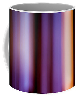 Lavender And Rose Gold Coffee Mug