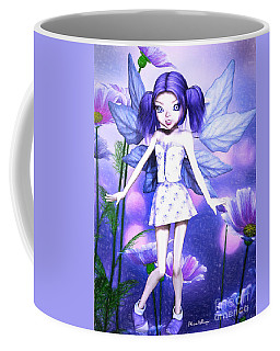 Lavender Fairy Coffee Mug