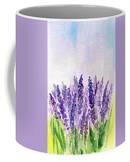 Lavender Field Coffee Mug
