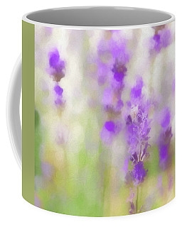 Lavender Fields Forever Coffee Mug