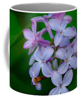 Lavender Flora Coffee Mug