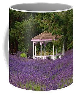 Lavender Gazebo Coffee Mug