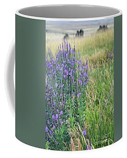 Lavender Hills Coffee Mug