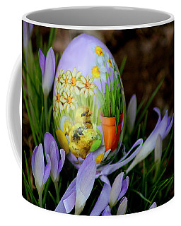 Lavender Loveliness Coffee Mug