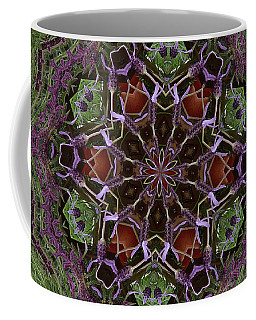 Lavender Mandala 2 Coffee Mug