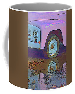 Lavender Reflections Coffee Mug