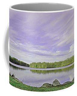 Lavender Sky Coffee Mug