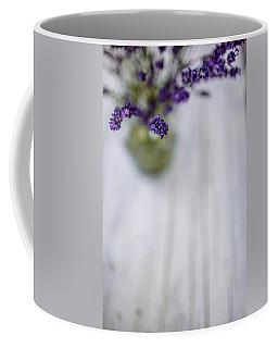 Lavender Still Life Coffee Mug
