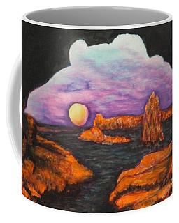 Lavender Sunrise Coffee Mug