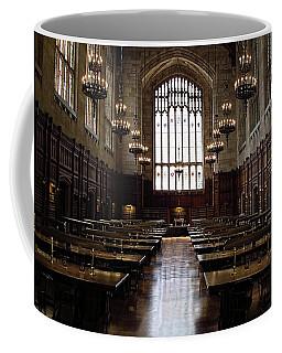 Law School Library Coffee Mug