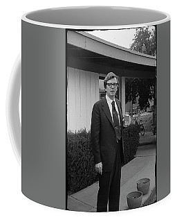 Lawyer With Can Of Tab, 1971 Coffee Mug