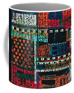 Lay It Between The Lines  Coffee Mug