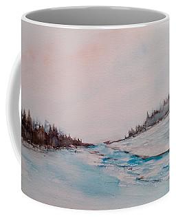 Lay Of The Land Coffee Mug
