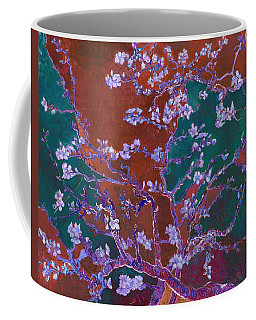 Layered 2 Van Gogh Coffee Mug by David Bridburg