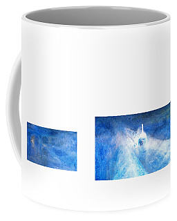 Layered 21 Turner Coffee Mug by David Bridburg