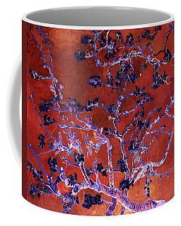 Layered 9 Van Gogh Coffee Mug by David Bridburg