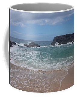 Layered Waves Coffee Mug
