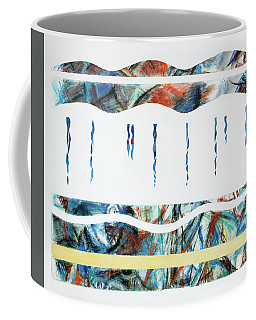 Layers, Beneath The Surface, No.2 Of 4  Coffee Mug