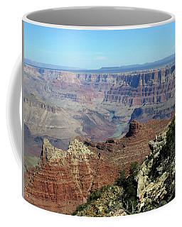 Layers Of The Canyon Coffee Mug