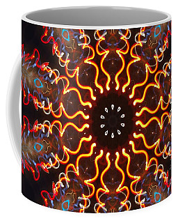 Lazer Lights Coffee Mug