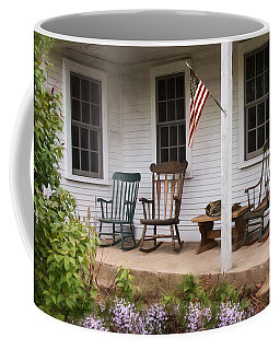 Coffee Mug featuring the photograph Lazy Afternoon by Robin-Lee Vieira