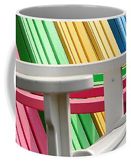 Lazy Colors Coffee Mug