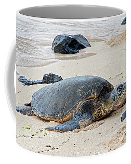 Lazy Day At The Beach Coffee Mug