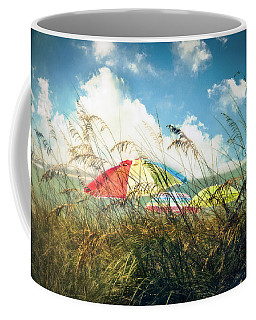 Lazy Days Of Summer Coffee Mug by Tammy Wetzel